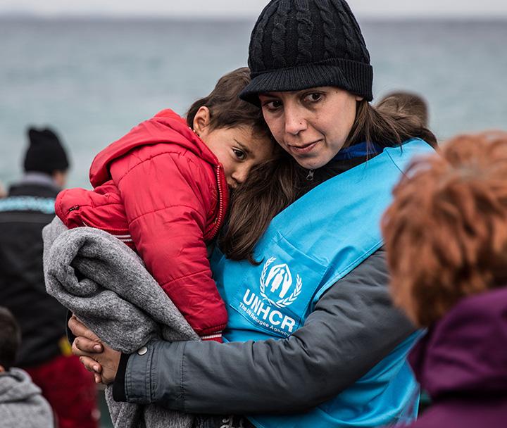 UNHCR活動イメージ
