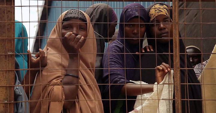 D.とらわれて ~閉じ込められたダダーブの難民~