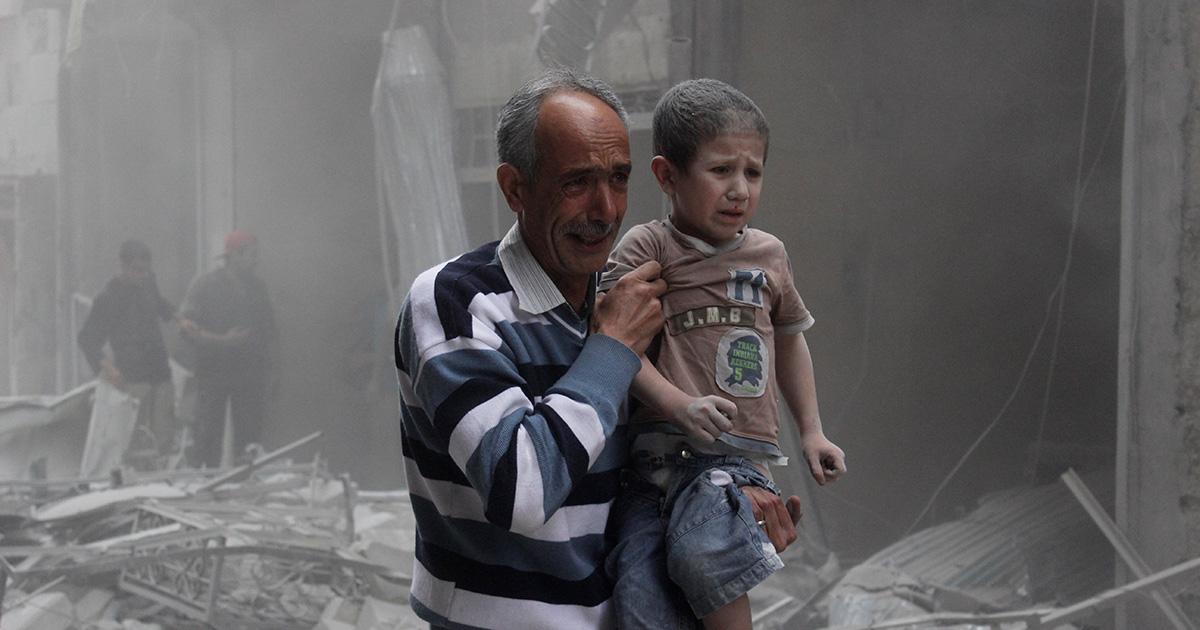 F.シリアからの叫び