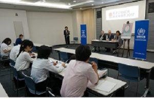 名古屋で記者会見、プレ上映会を開催