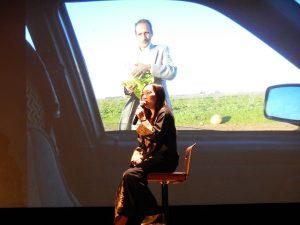 三角梢恵さんによるトークイベント