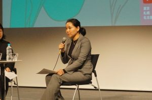11月4日(土)レソラNTT夢天神ホール(福岡) UNHCRボスニア・ヘルツェゴビナ事務所勤務 進藤ブラーテン美生さんによるトークイベント